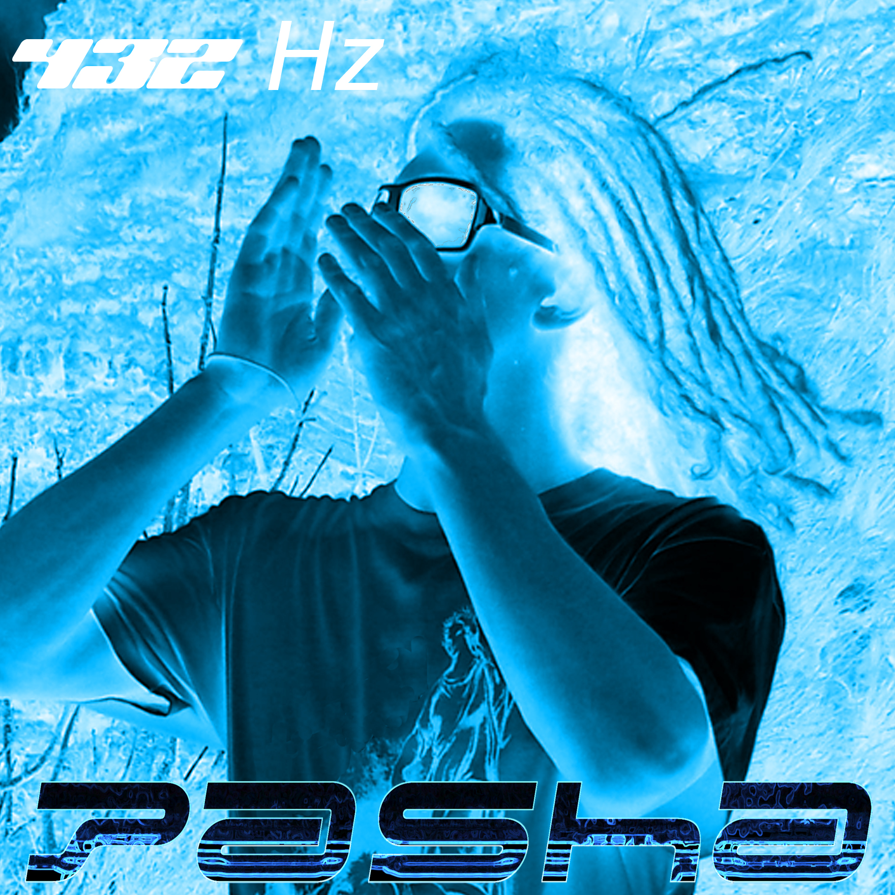 """432 Hz"" music album by Pasha"