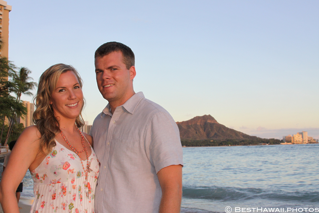 Hawaii Engagement photos by BestHawaii.photos Waikiki Honolulu 2015_08292015_6207