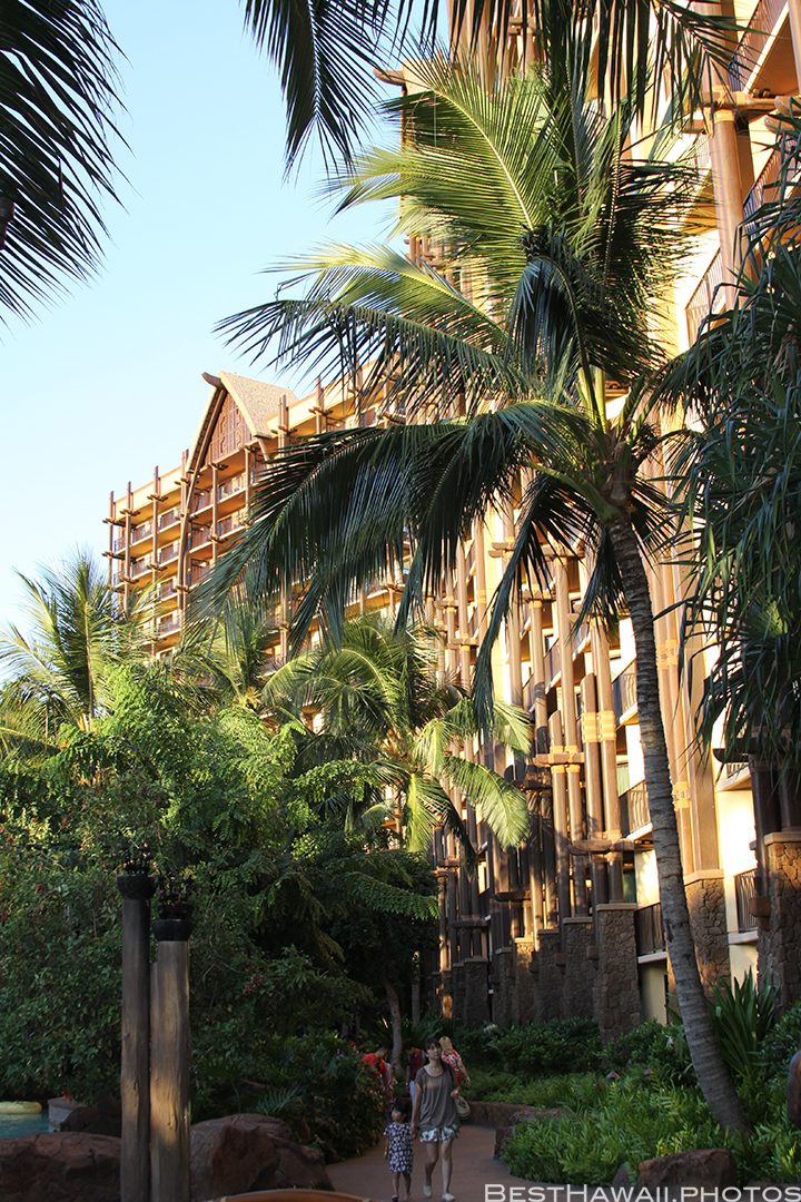 Aulani Disney Resort Hawaii beach Sunset Family by BestHawaii.photos 2015_09082015_7039